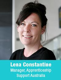 Lena Constantine