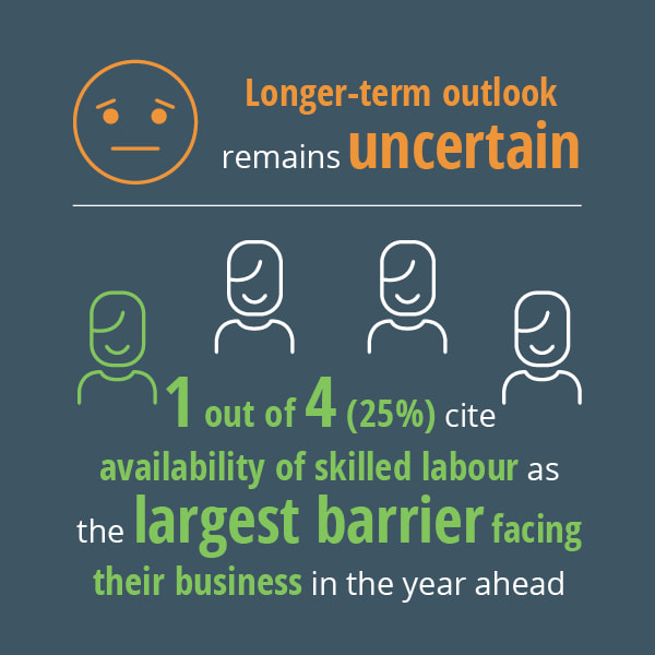 1020 Business Confidence Infographic Web3