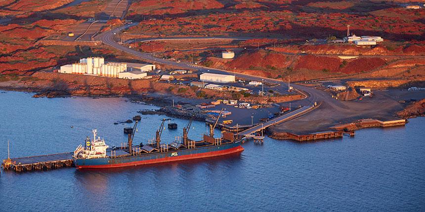 Dampier Port