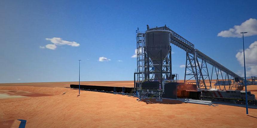 Iron ore Pilbara Rio Tinto iron ore