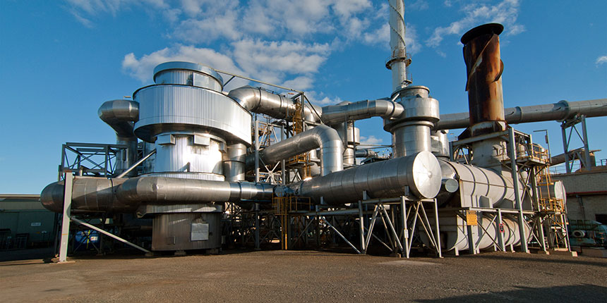 BHP Nickel West refinery