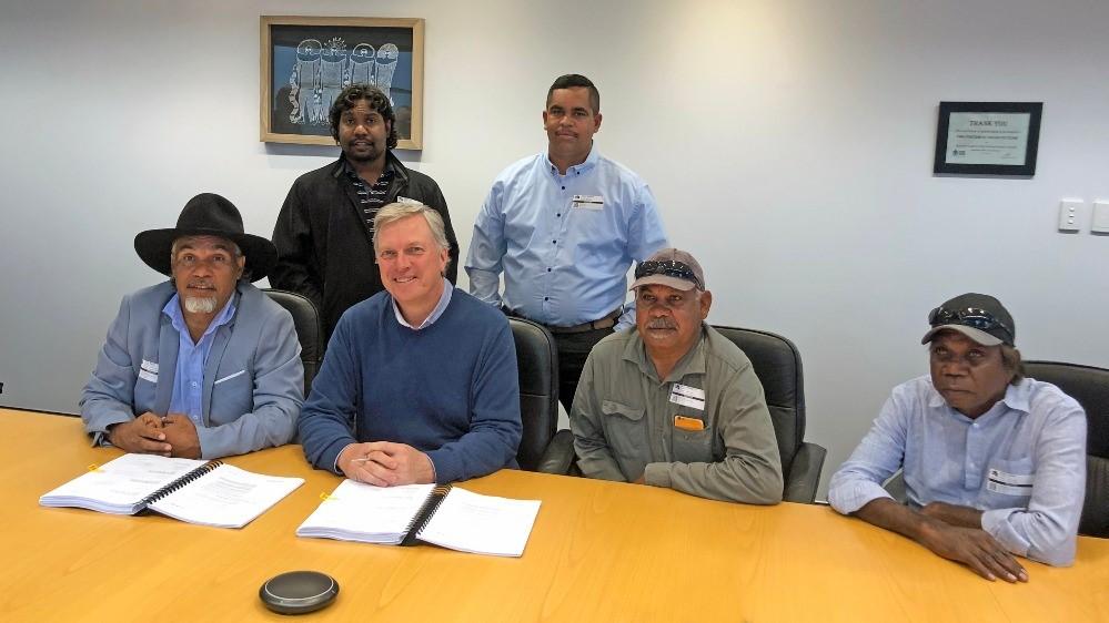 Aboriginal contracts Yulu Fortescue